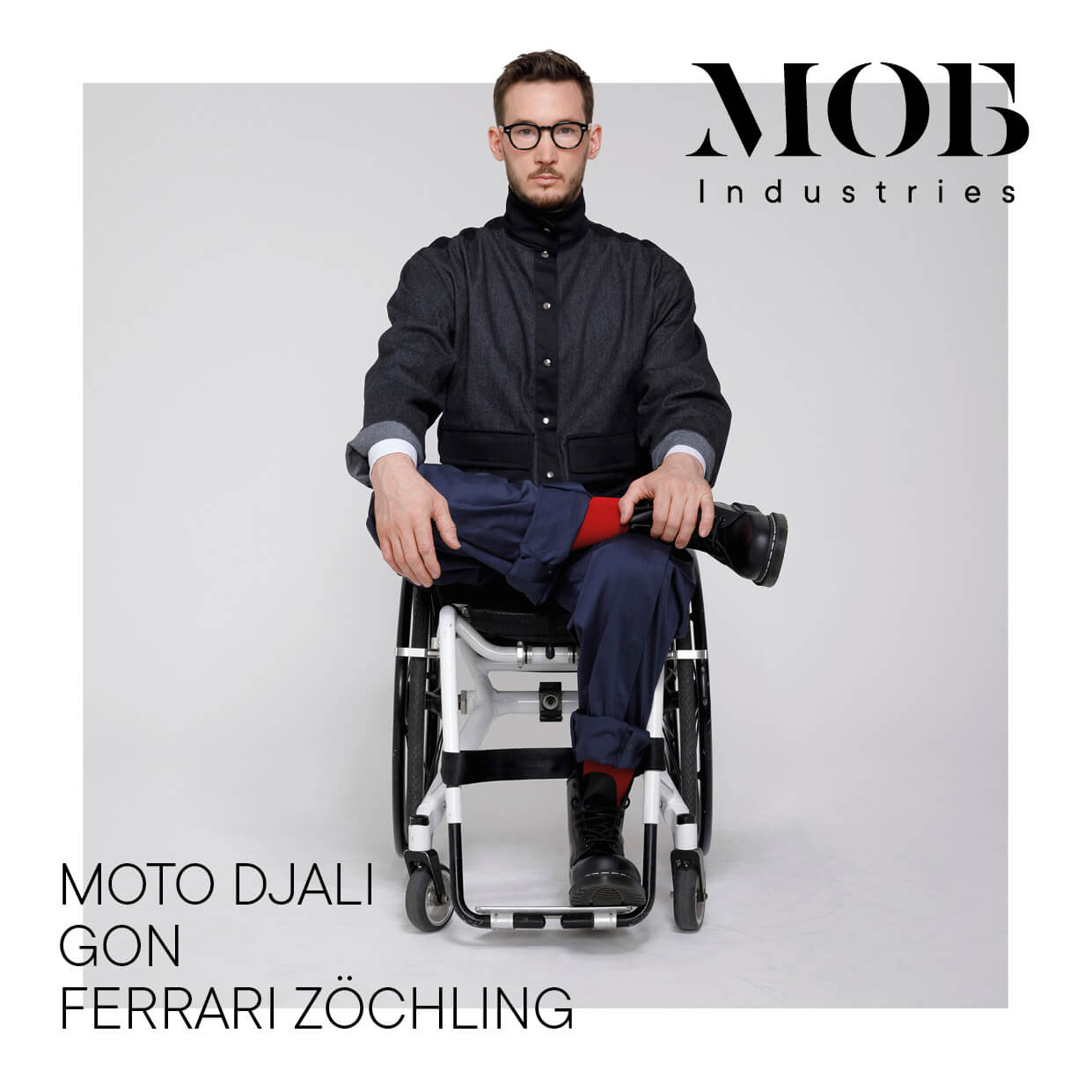 MOB, Lookbook Mode ohne Barrieren